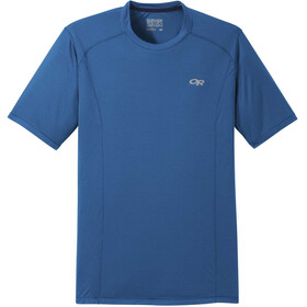 Outdoor Research Echo Camiseta Manga Corta Hombre, admiral